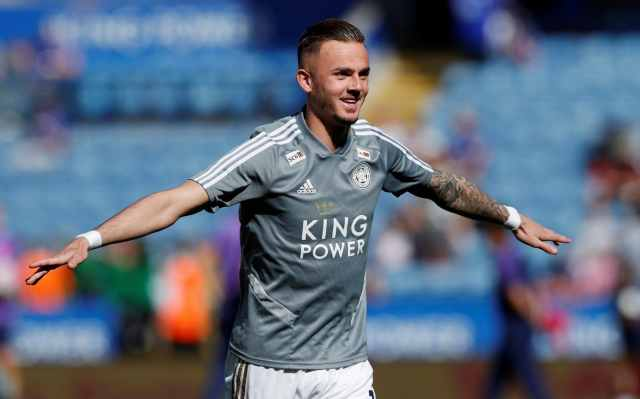 James Maddison has been brilliant for Leicester - why doesn't he start for  England?