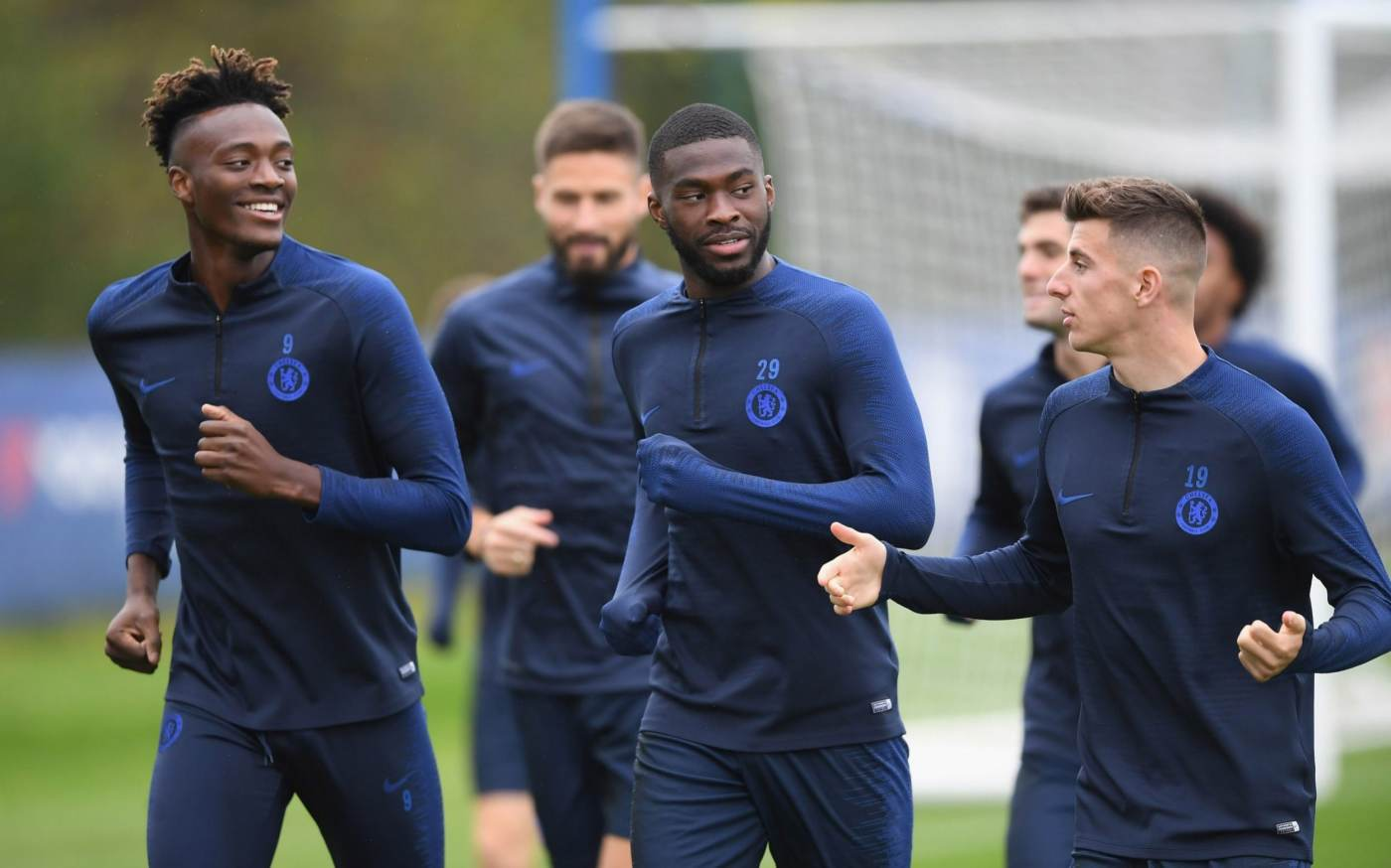 Chelsea academy graduates Tammy Abraham, Fikayo Tomori and Mason Mount have all established themselves in the first team this season