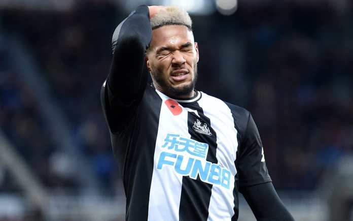 The curious case of Newcastle striker Joelinton, the £40m signing ...