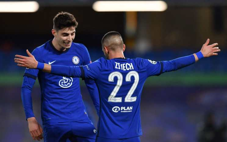 Chelsea cruise through to Champions League quarter-finals with impressive  win over Atletico Madrid
