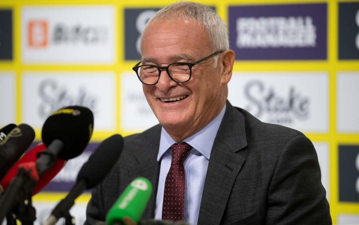 , Claudio Ranieri: The brain is still young, so I thought why not?, The Evepost BBC News