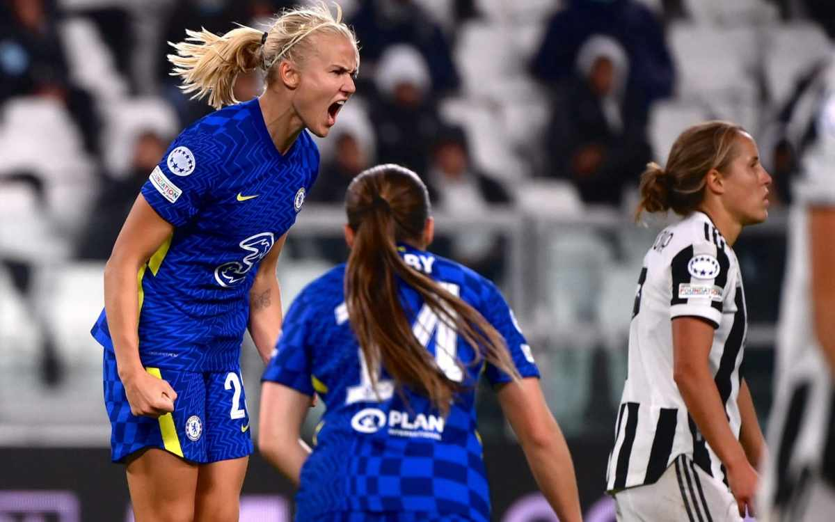 , In-form Pernille Harder hits winner as Chelsea secure priceless win and silence a rocking Turin, The Habari News