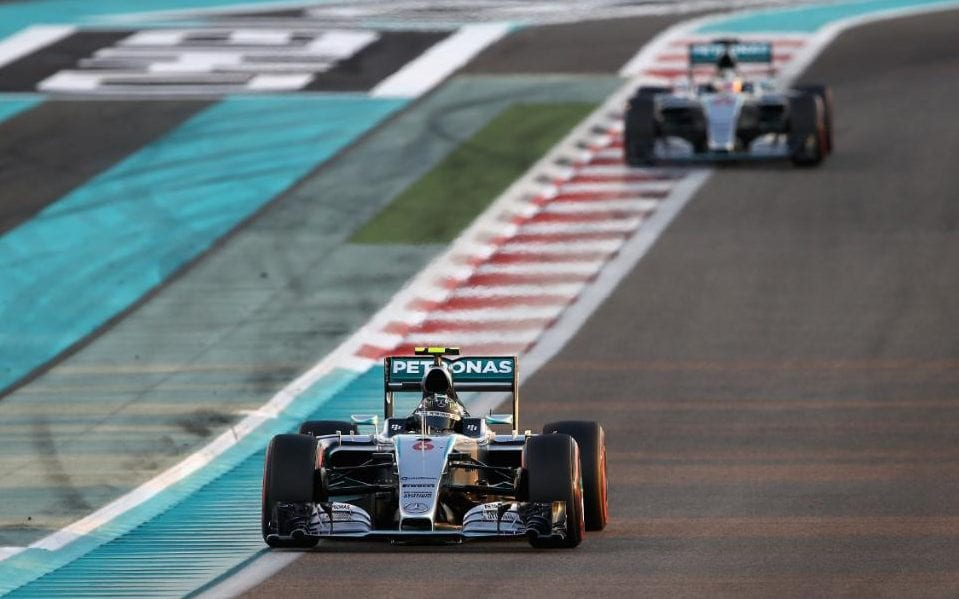Abu Dhabi Grand Prix How Nico Rosberg and Lewis Hamilton