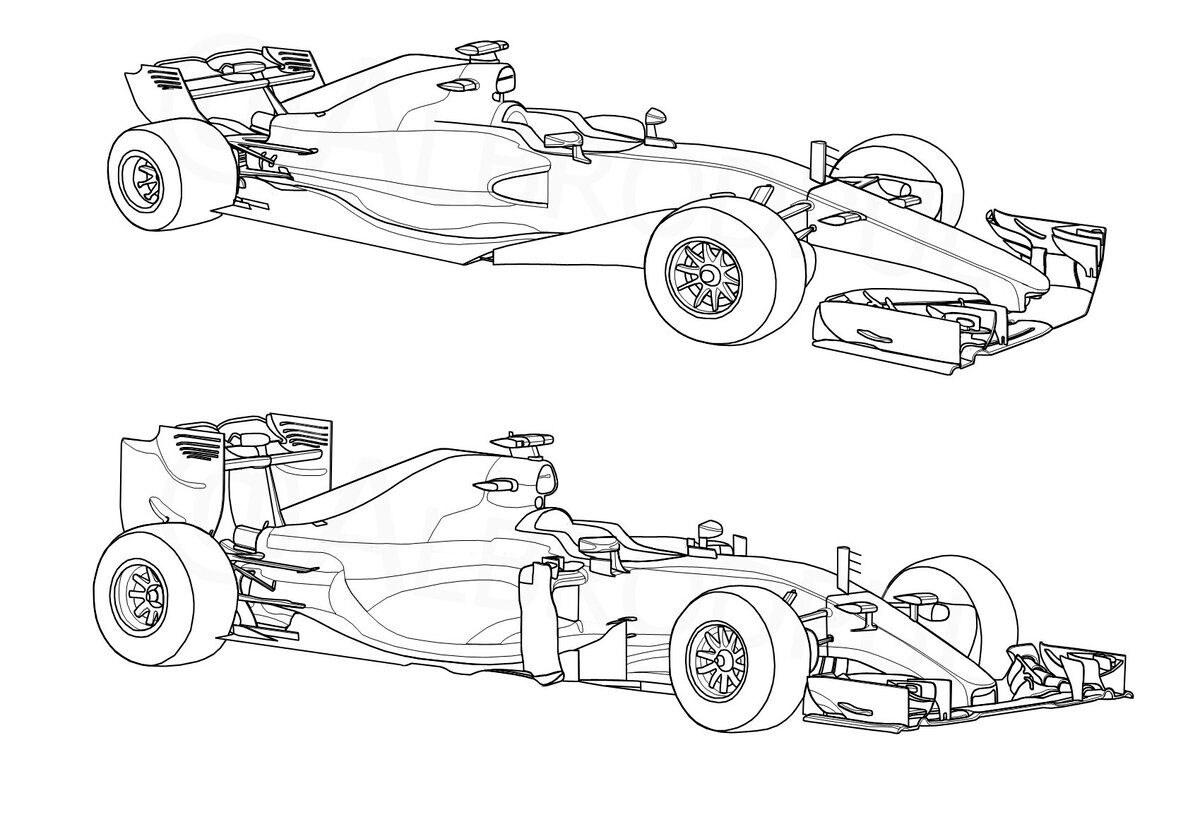 Cars 2 Lewis Hamilton Coloring Pages