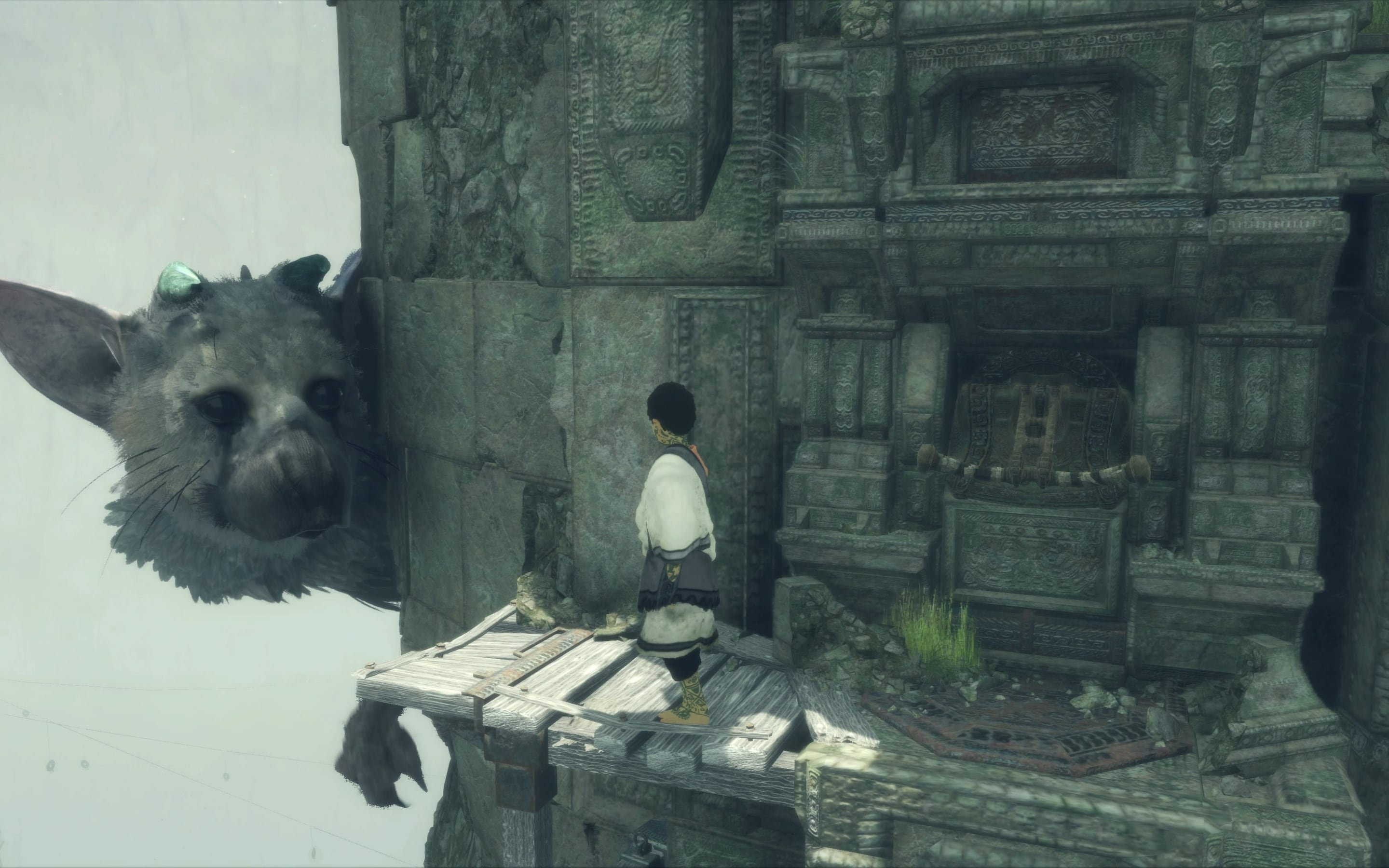 The Last Guardian The Best Games For Ps4 Gaming