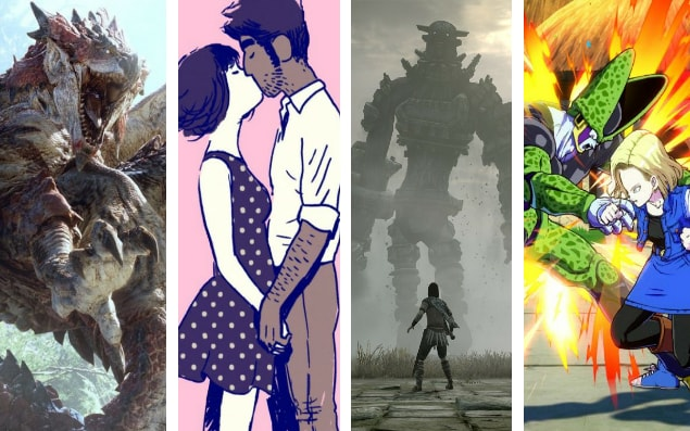 The Best Video Games Of 2018 So Far