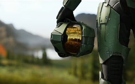 E3 2018 Halo Infinite Revealed By Microsoft
