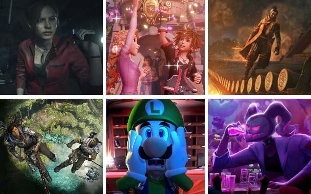 The 25 Biggest And Best Upcoming Games In 2019