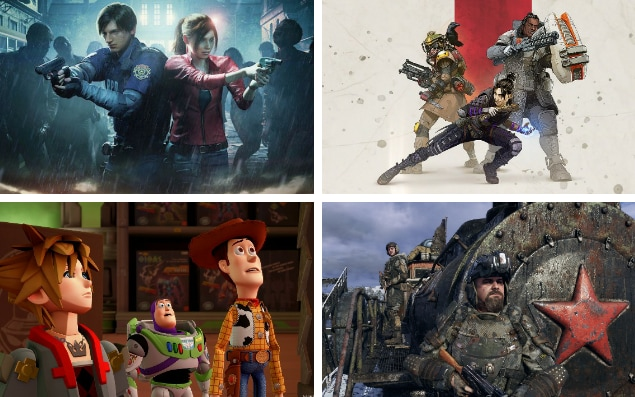 The Best Games Of 2019 So Far Your Essential Guide To