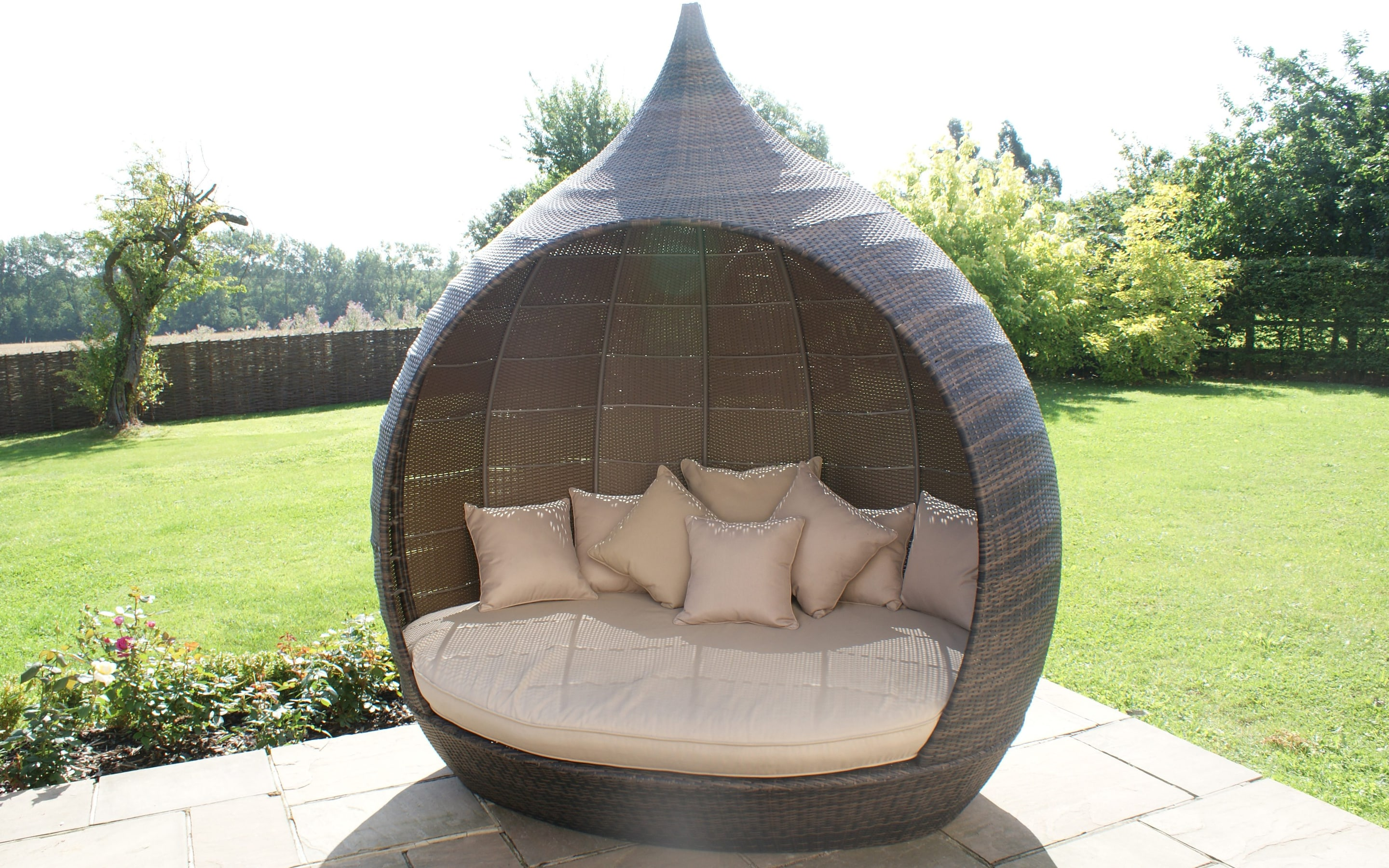 Getting your garden furniture right with rattan  The