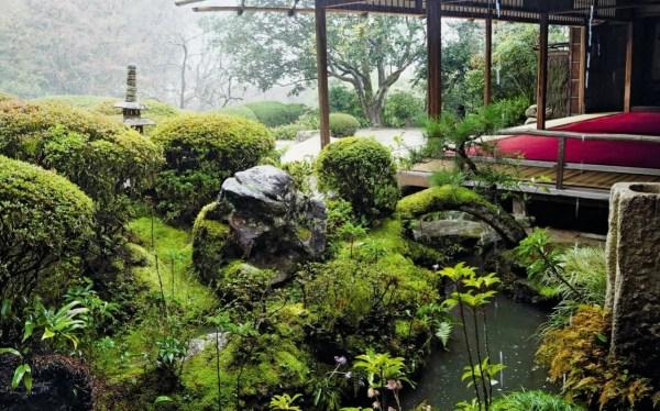 japanese gardens enigmatic