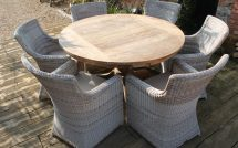 Rattan Garden Furniture - And