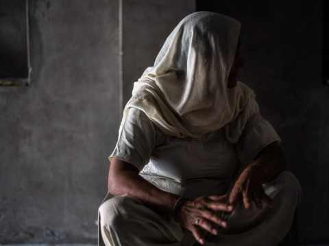 Shakuntala was also forced into a polyandrous marriage with two brothers in a Baghpat village