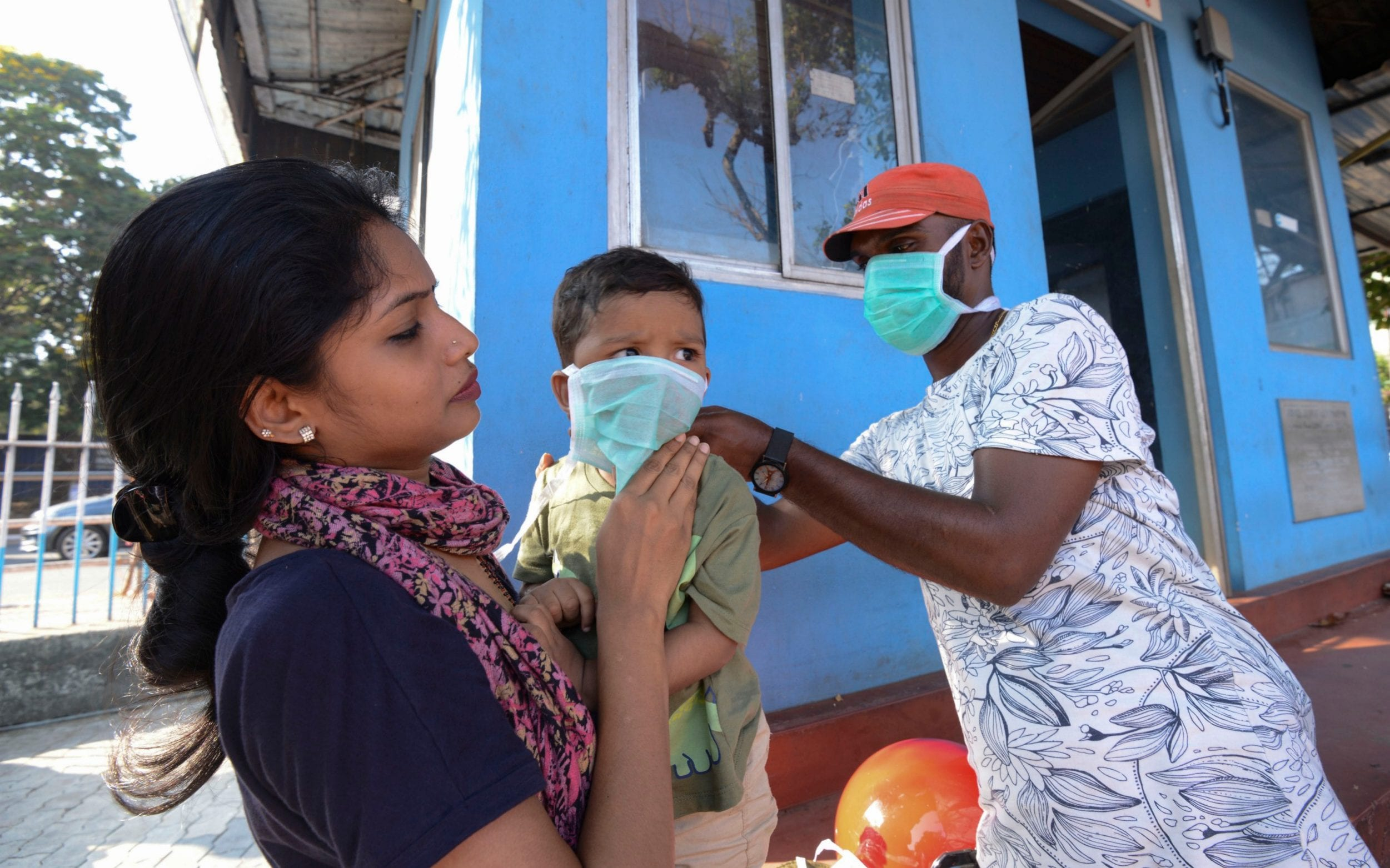 Indian state declares emergency after third confirmed coronavirus case