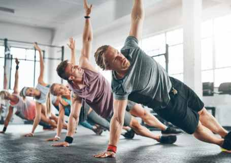 Working Out In A Group Is The Best Way To Get Fit So Why