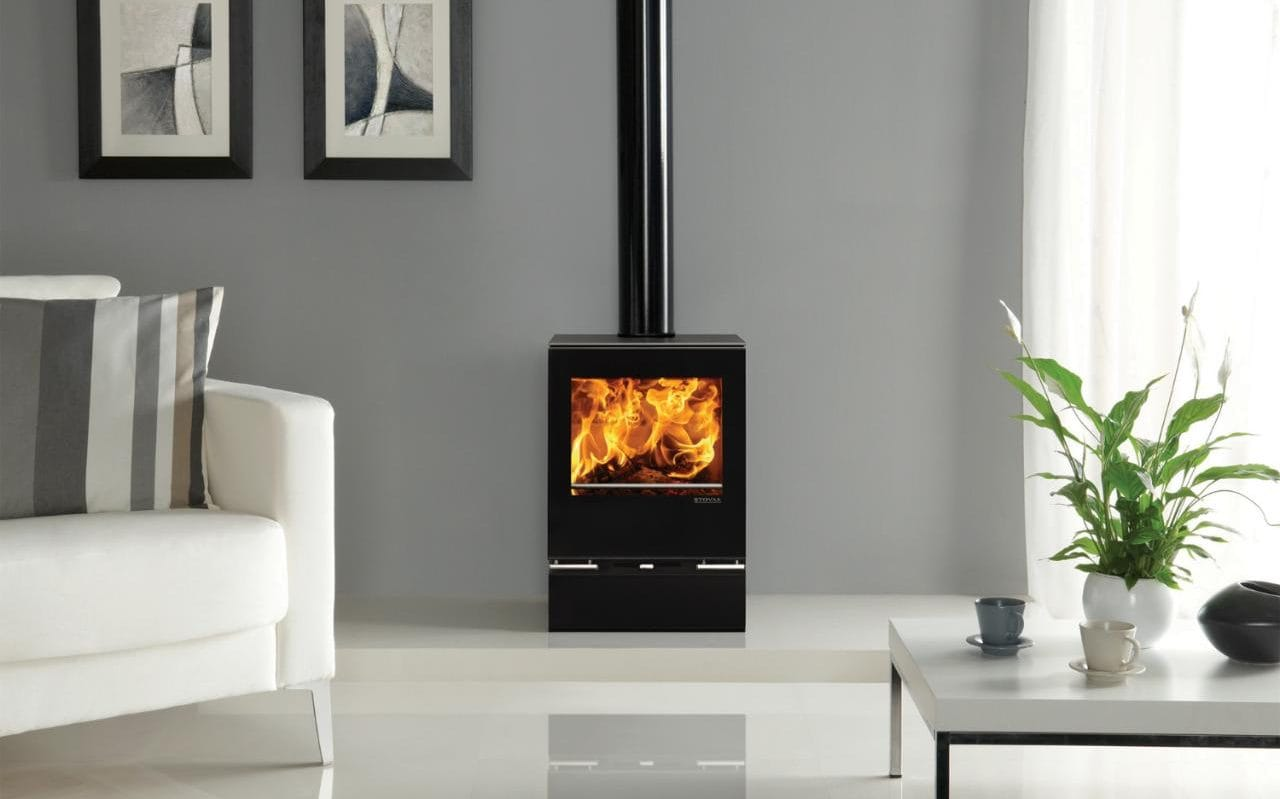 Why The Log Burning Stove Is Still In Fashion