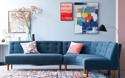 high quality sofas uk shabby chic sectional sofa the 50 best interiors shops in britain