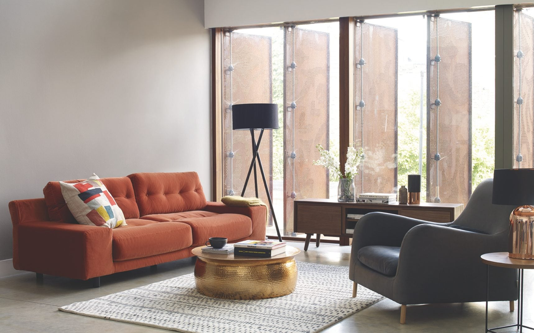 modern living room chairs uk orange idea comfy and stylish how to choose the perfect sofa hendricks in