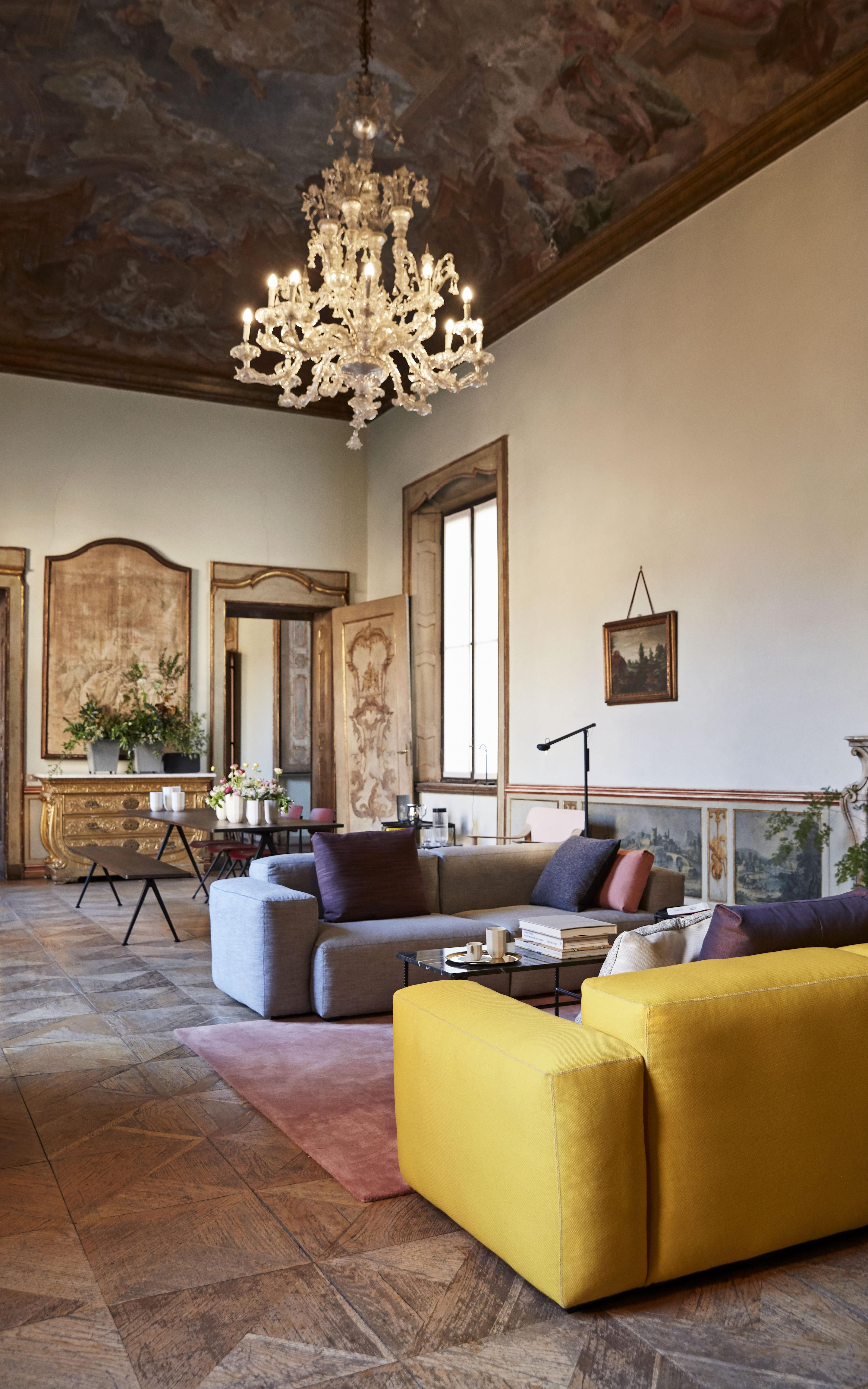 Seven Interiors Trends We Spotted At The Salone Del Mobile