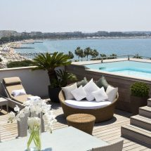 Cannes' Celebrity Hotel Suites - Luxury