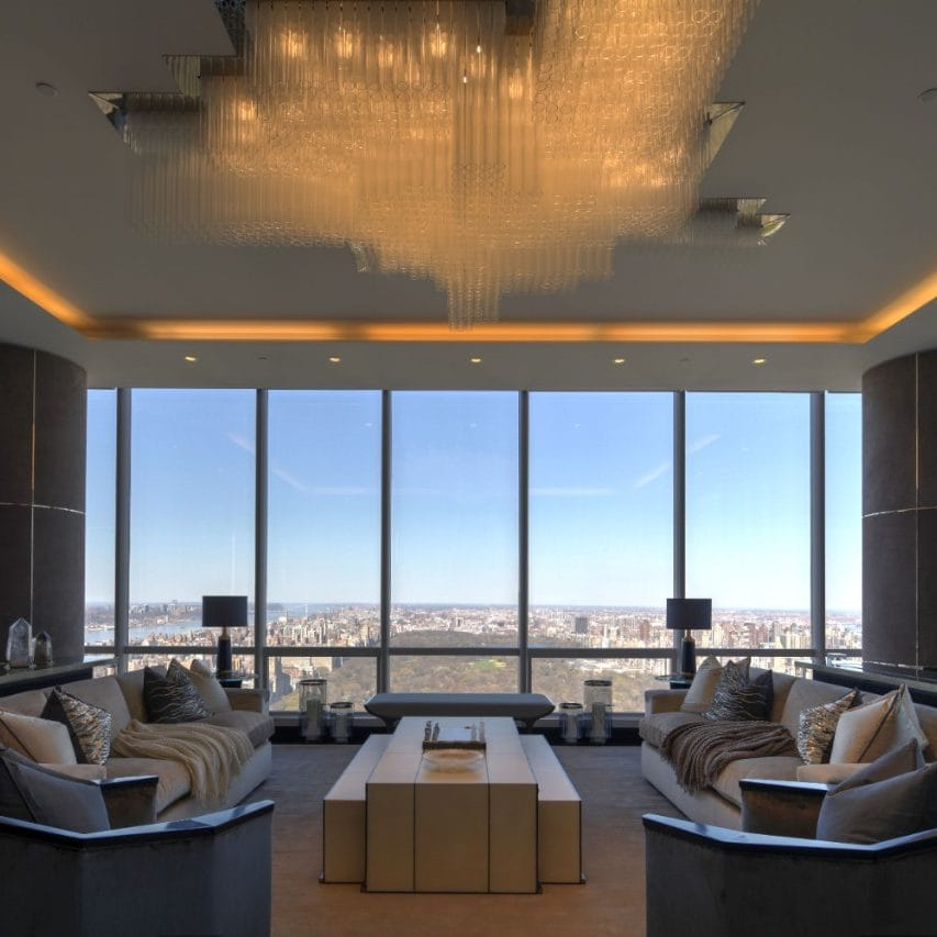 One57 Manhattans moneynoobject interior design project