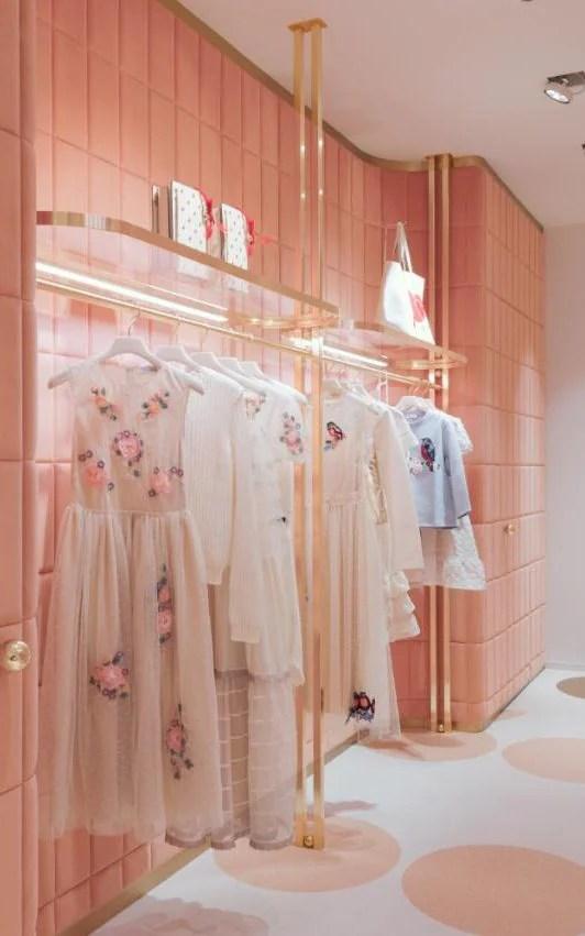 India Mahdavi designs REDValentinos new stores in Rome