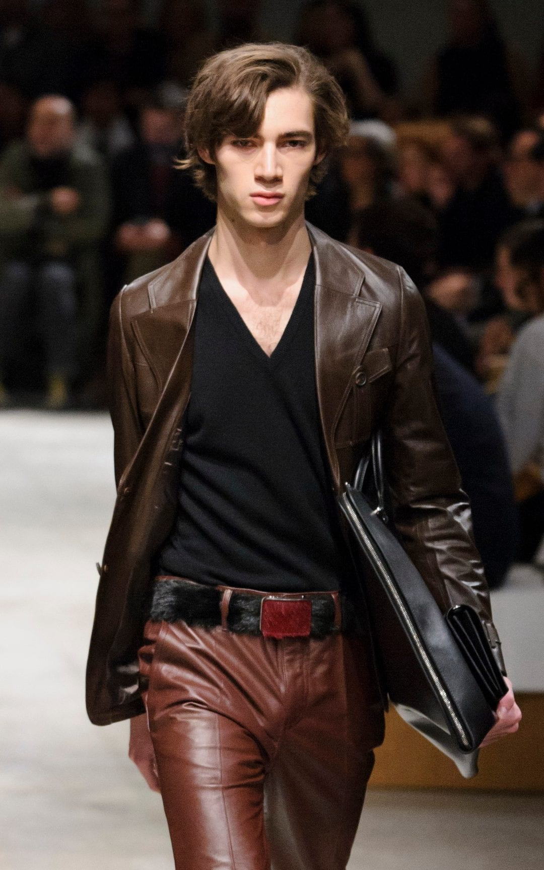 Prada revives normcore and Seventies cool