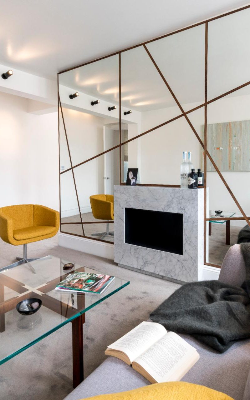 Geometric Lines And Yacht Like Touches The New Interior