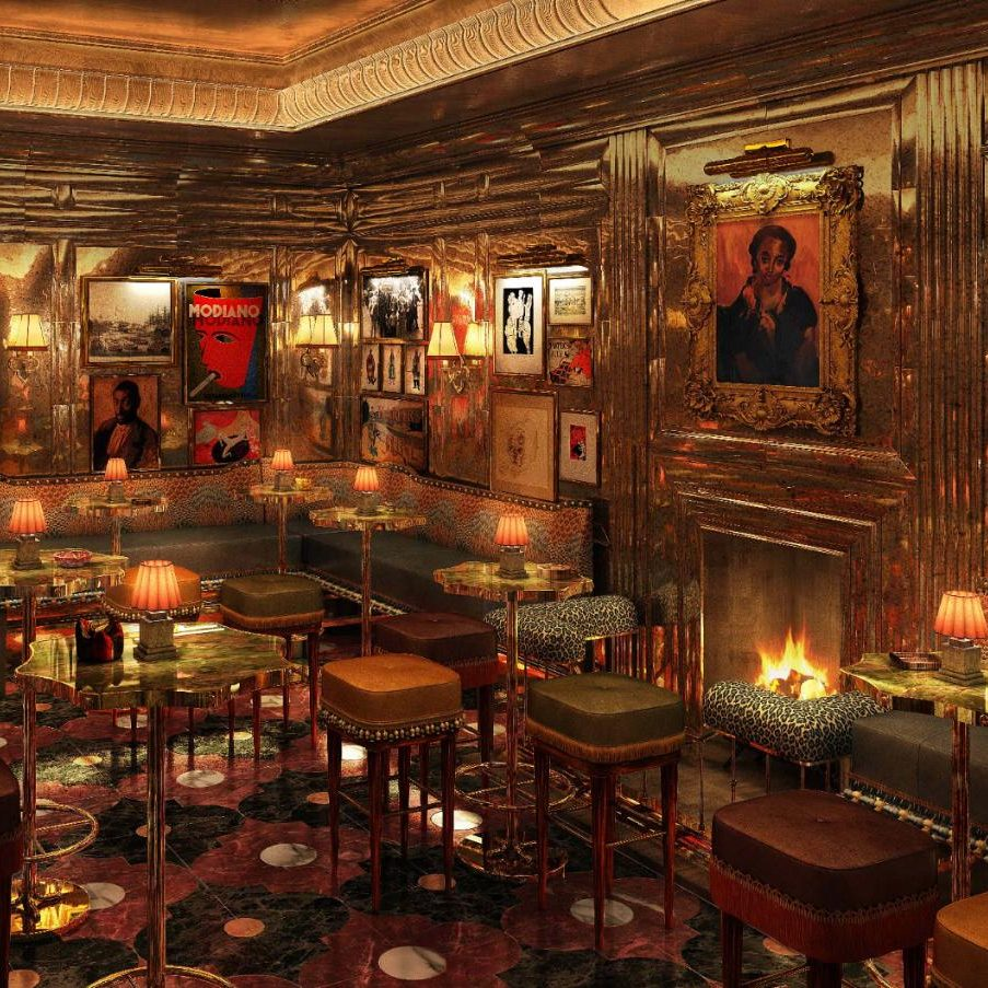 First look inside legendary London club Annabels as it unveils 55m makeover