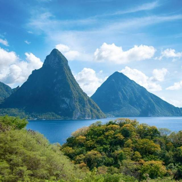 Much of St Lucia's appeal is derived from its spectacular setting, so recent development plans have caused some concern