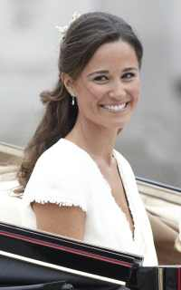 Pippa Middleton recycles diamond earrings originally ...