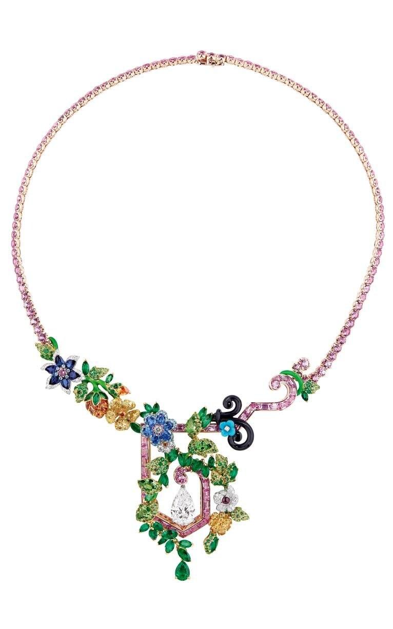 Dior Trianon necklace