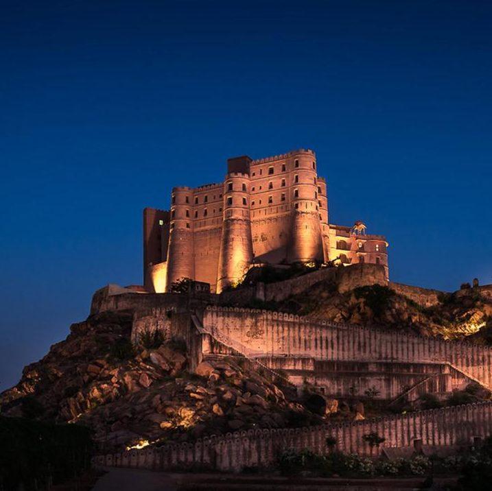 Alila Fort Bishangarh in Rajasthan