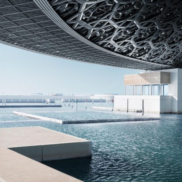 Louvre Abu Dhabi With Architect Jean Nouvel