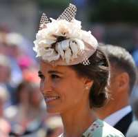 Pippa middleton prince harry meghan markle wedding | From ...