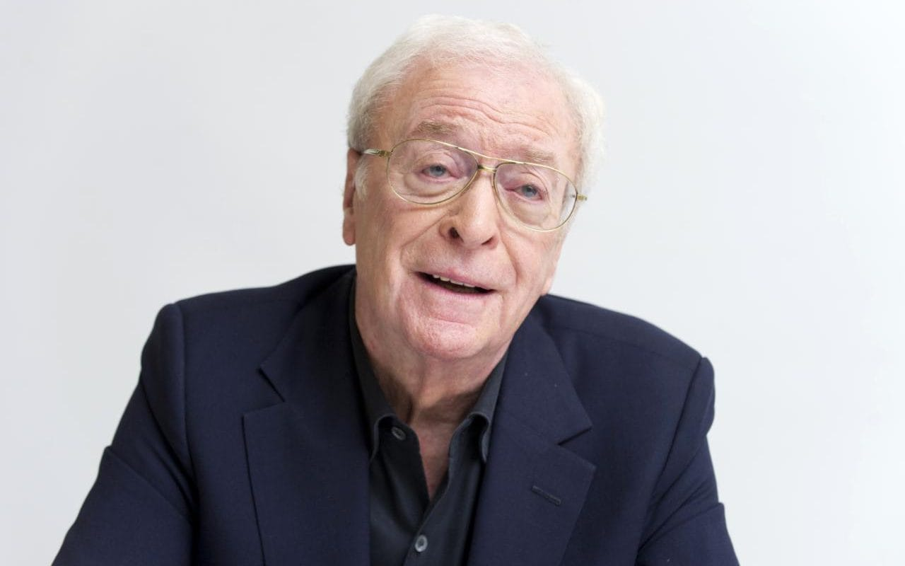 My name really is Michael Caine Not a lot of people know