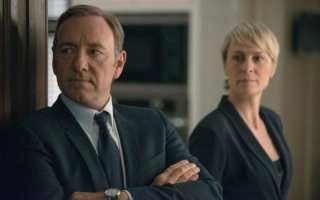 Frank and Claire Underwood's open marriage breaks down in House of Cards