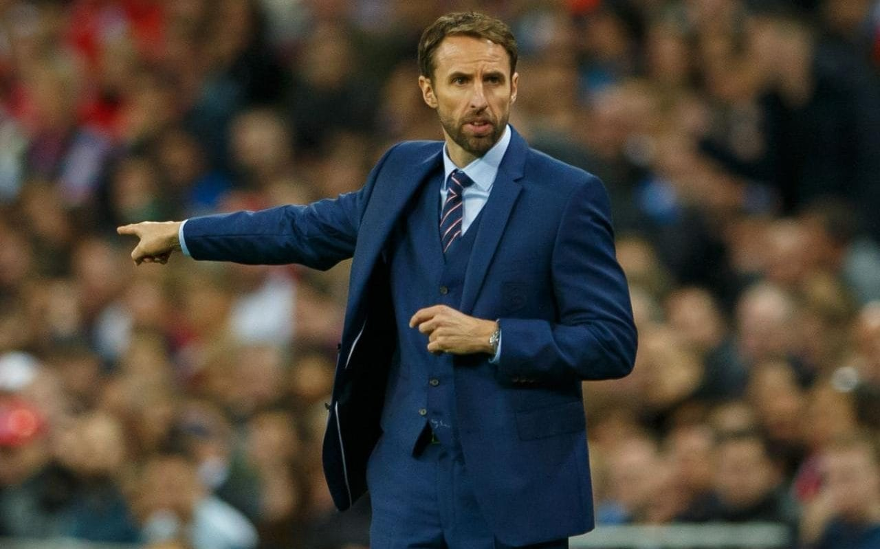 The unfashionable choice Gareth Southgate is the most stylish England manager in weeks