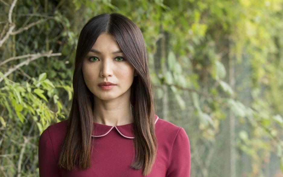 Gemma Chan plays a robot in Humans