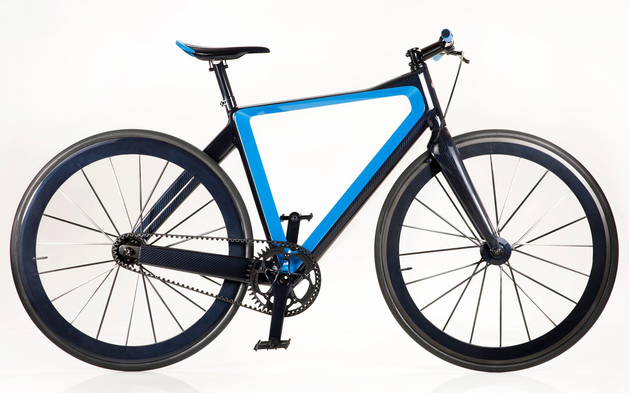 PG Bugatti bicycle
