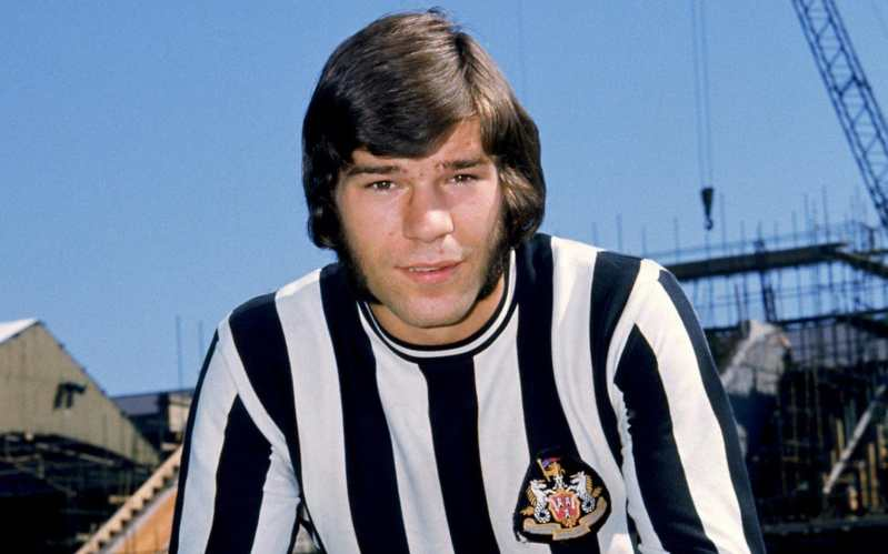 Supermac' Malcolm Macdonald: 'I paid tax at 82.5pc for eight years'