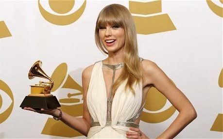 Taylor Swift, who is dominating this year's nominee list