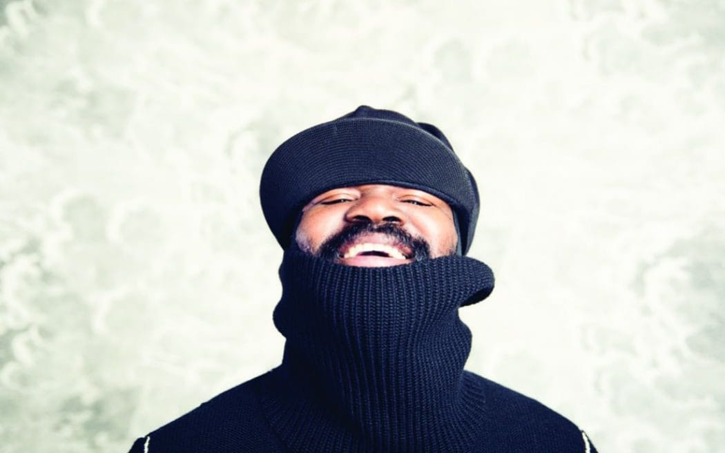 black leather living room simple interior design styles gregory porter: 'i took that racist insult and bought my ...