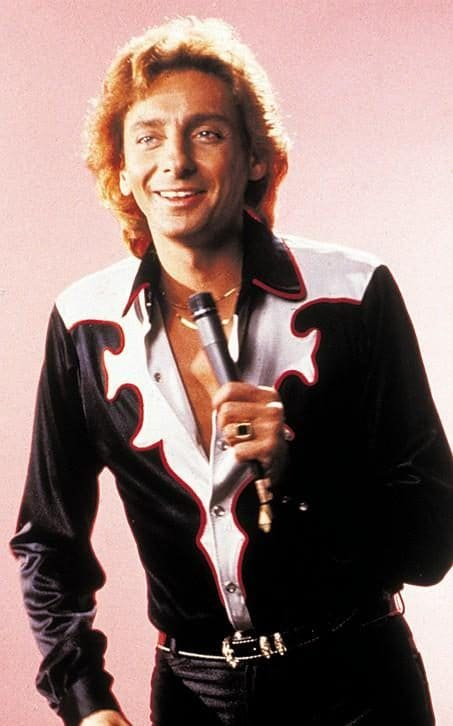 Barry Manilow in his hey-day