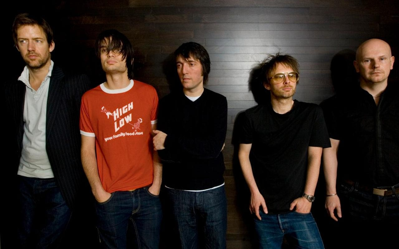 Hd Wallpapers Rock Bands Radiohead The Band S 10 Best Songs Music
