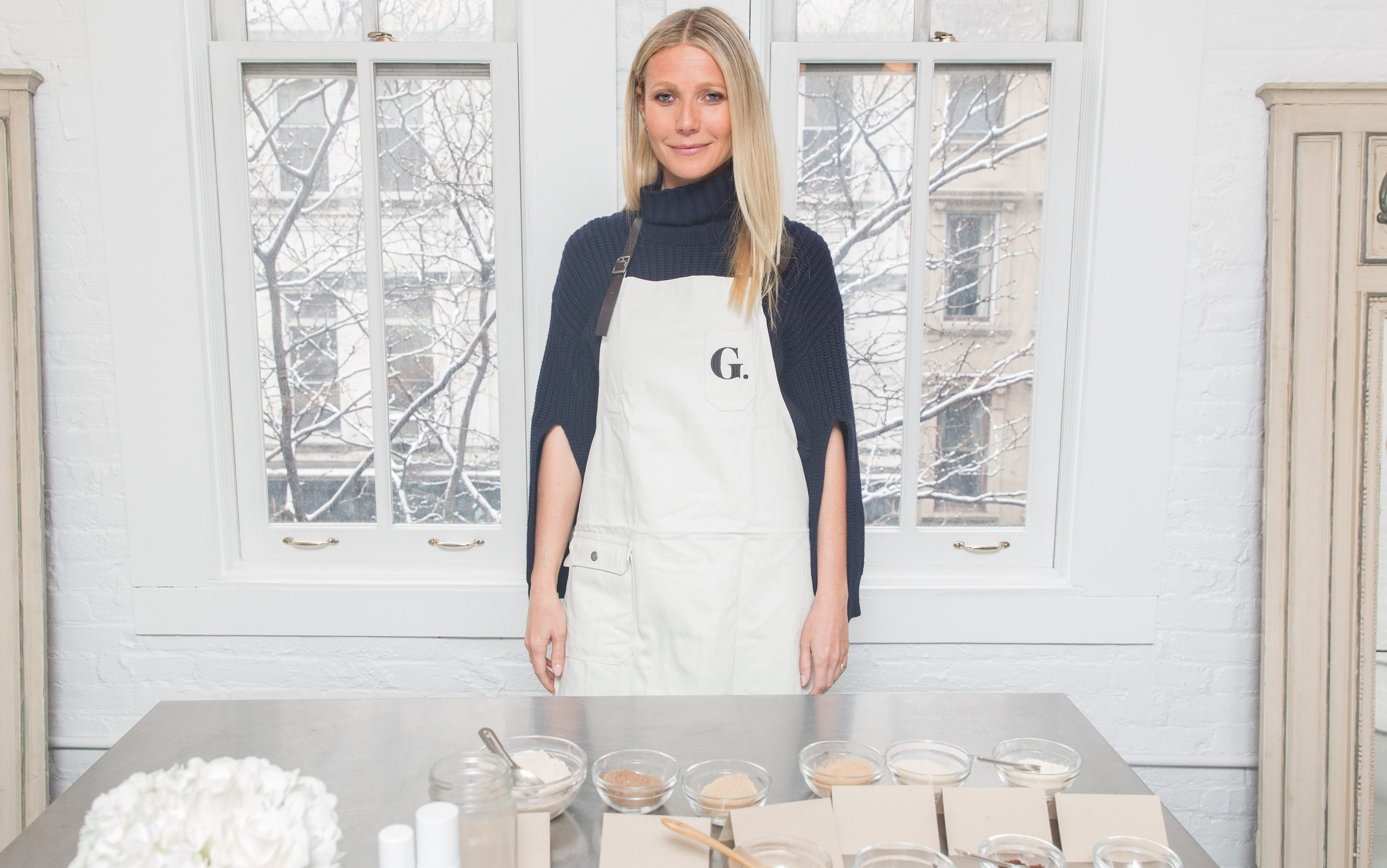 Gwyneth Paltrow Says Goop Magazine Ended After