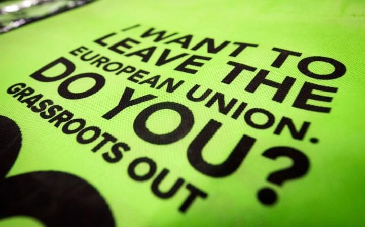 Grassroots Out merchandise