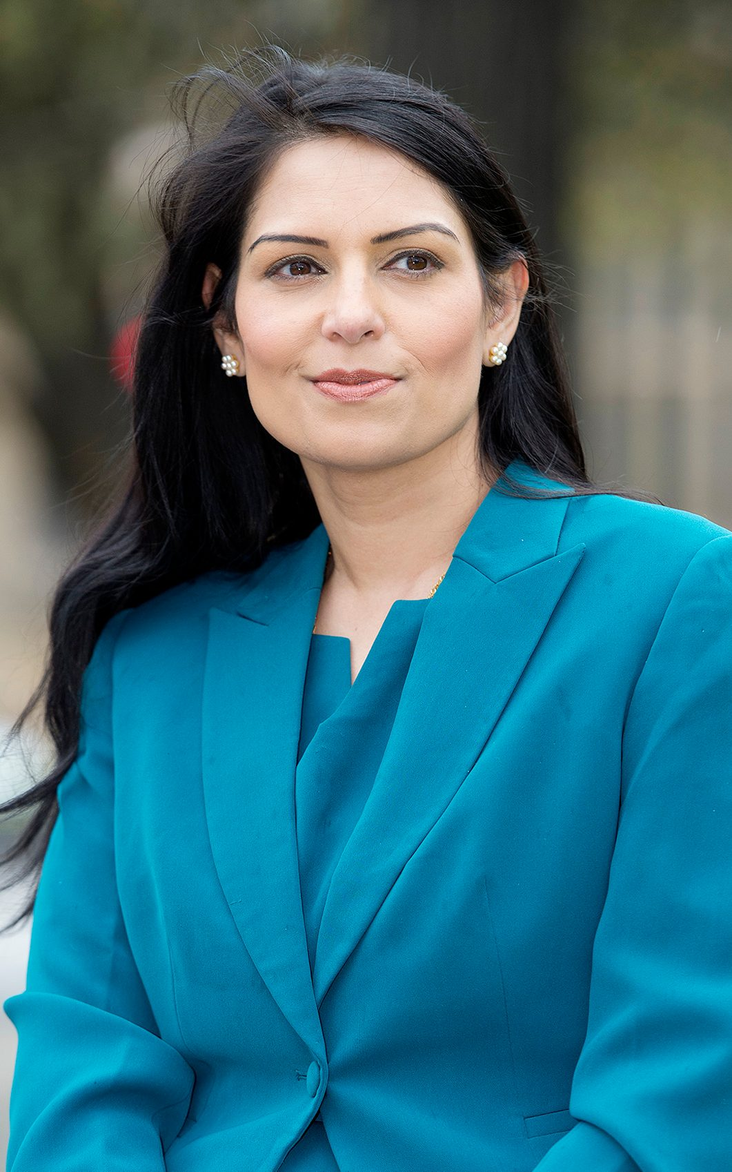 Priti Patel Interview It S Not Racist To Worry About