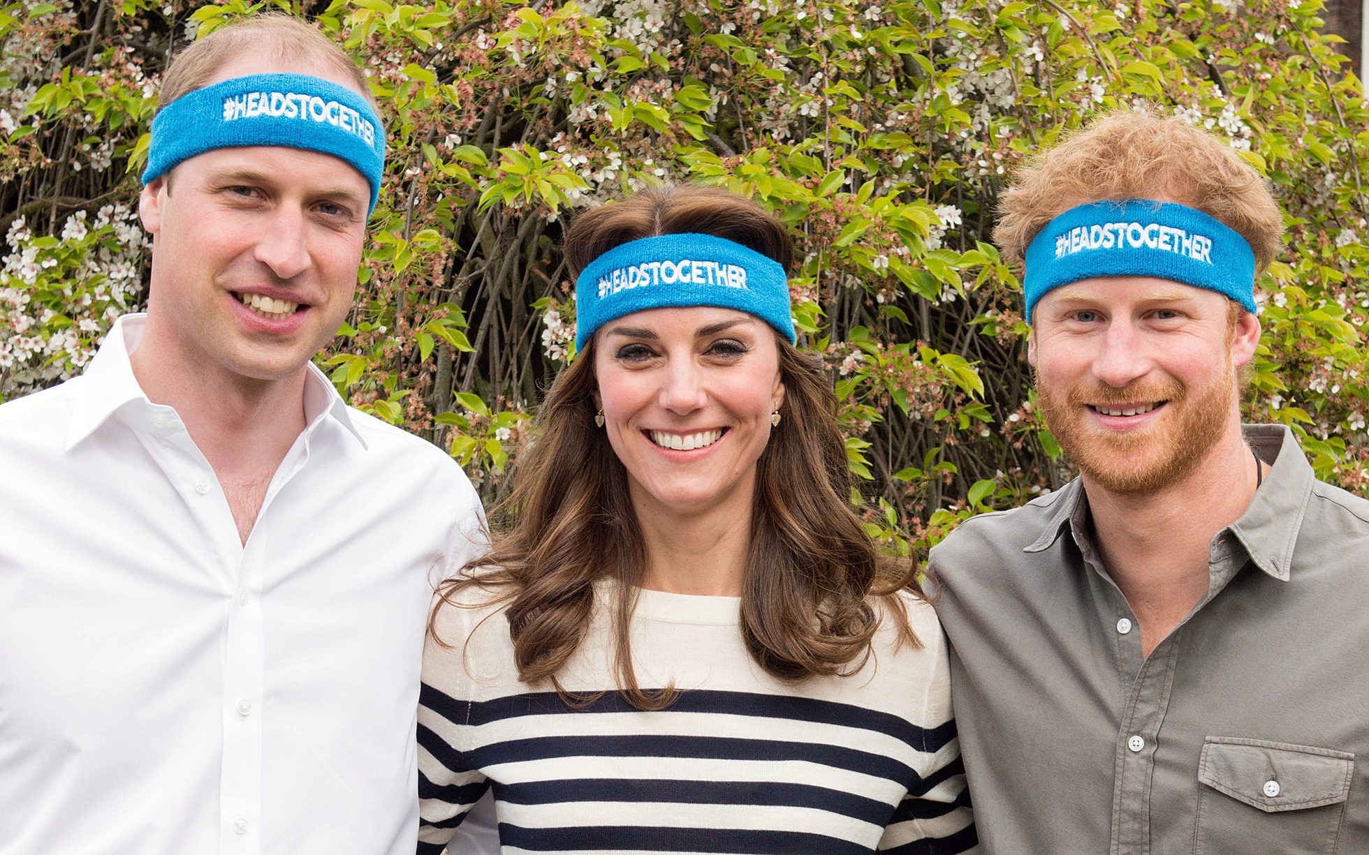 The young royals have focused on bringing charities together, with Heads Together