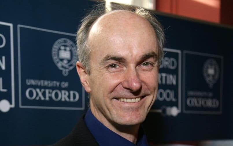 Prof Sir David MacKay
